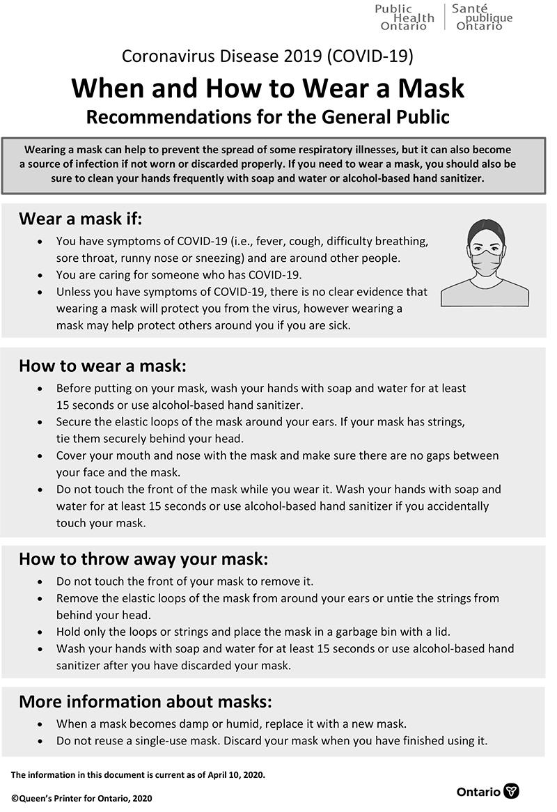 Covid19 Fact Sheet